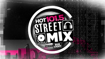 The New Hot 101.5 Street Mix!