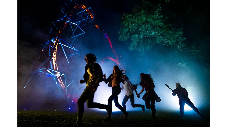 Enter For Your Shot to win Busch Gardens Howl O Scream tickets!