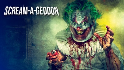 Enter here, and you could win a 4-pack of SCREAM-A-GEDDON tickets!