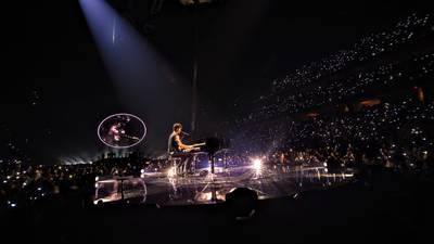 Shawn Mendes & Alessia Cara - 7/27/19 at Amalie Arena