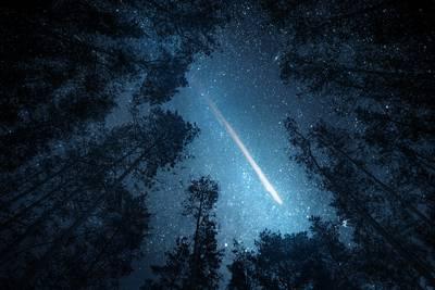 Woman awakened when meteorite crashes through ceiling