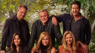 """How Much the """"Friends"""" Cast Members Made for the Reunion Show vs.  Their First Season!"""