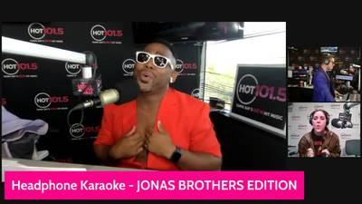 Headphone Karaoke - Jonas Brothers Edition