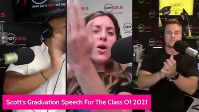 Scotty's Graduation Speech For The Class Of 2021